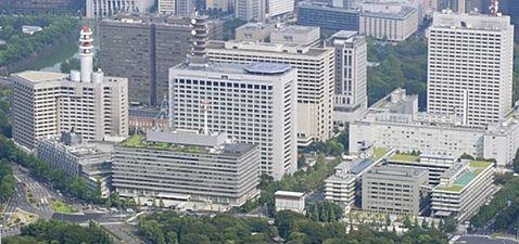 霞ヶ関官庁街